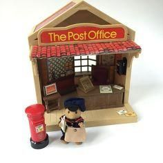 Sylvanian Families and the Adult Collector Sylvanian Specialty Store. Blog article about vintage, rare, collectible Sylvanian Families. What is an adult collector of toys?