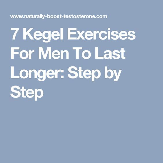 Best 25+ Kegel exercises men ideas on Pinterest