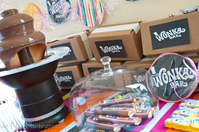 """Willy Wonka"" Party""  