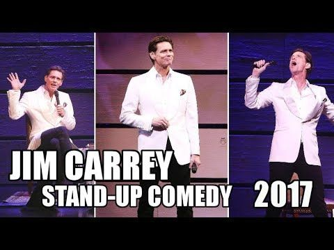 Jim Carrey New Stand Up Comedy 2017 - Stand-Up Comedy About Donald Trump...