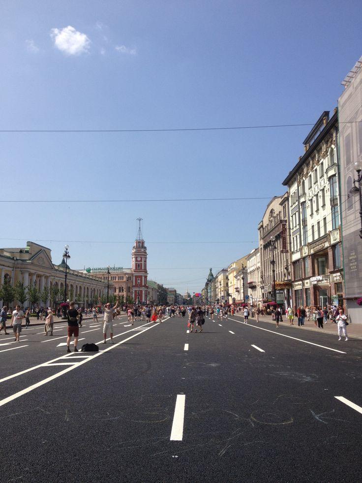 Невский проспект / Nevsky Prospect