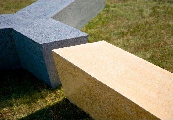 #bench #concrete #urbanfurniture
