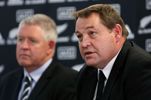 Former Wales coach Steve Hansen agrees with New Zealand rugby chief on the All Blacks going solo - Wales Online