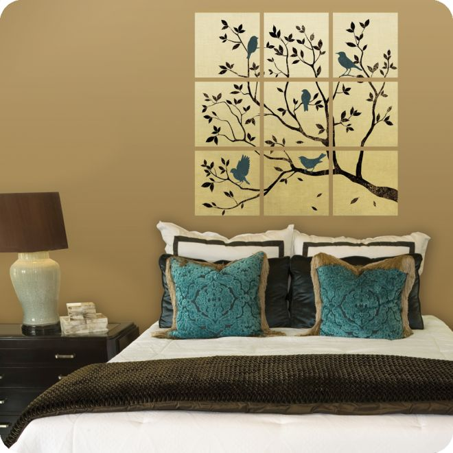 Adhesive Wall Art 14 best tree wall decals images on pinterest | tree wall decals