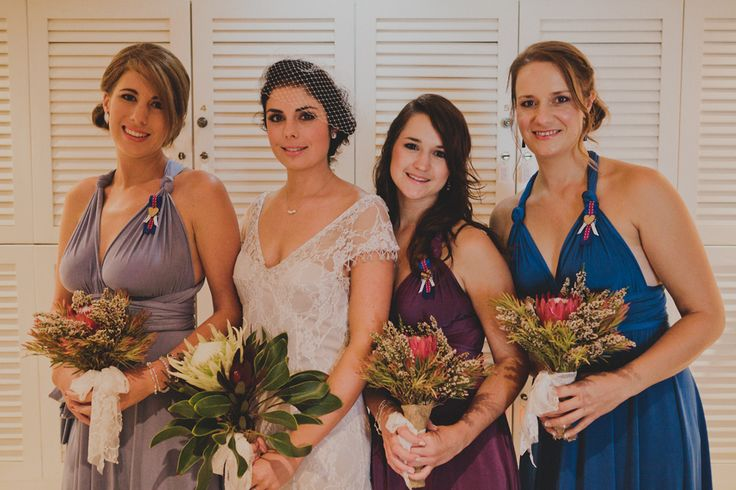 Wedding Fynbos Golf Club Eerste rivier