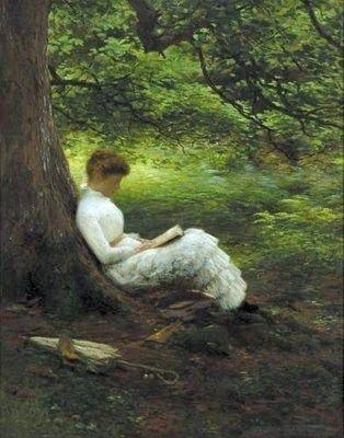 Berthe Morisot - Reading