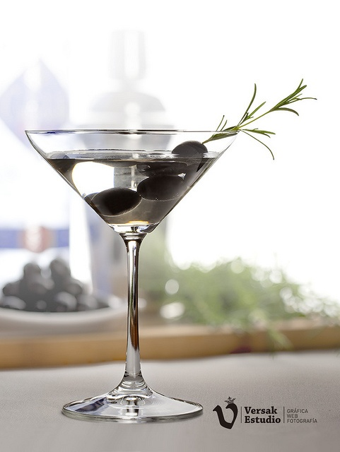 Martini de Romero y Olivas, via Flickr.