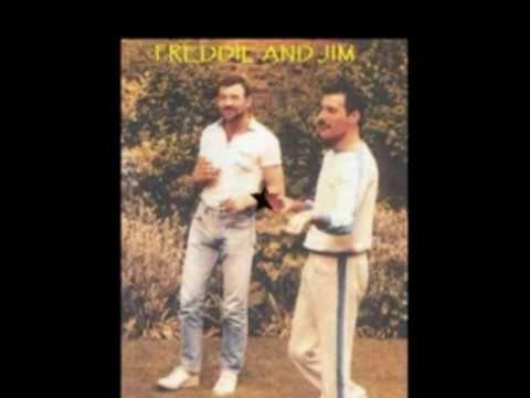 A Tribute To Freddie Mercury & Jim Hutton R.I.P