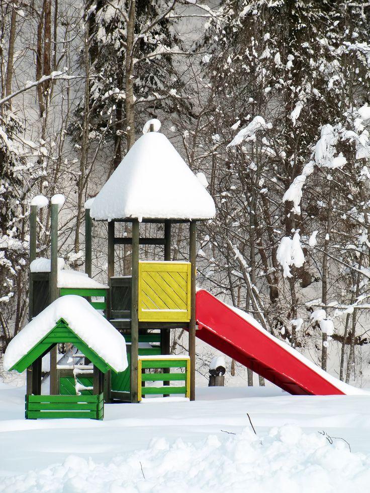 Lekparken i Säterdalen