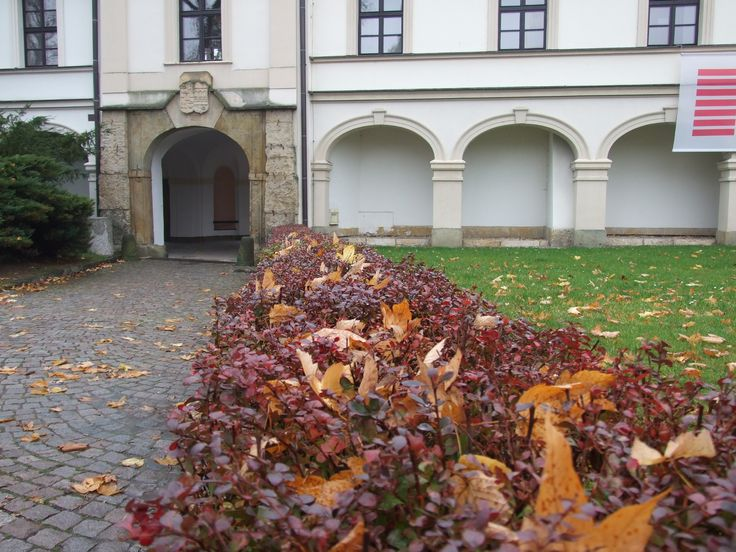 Letohrad east Bohemia)- gate to a chateau from st.Wencelav square