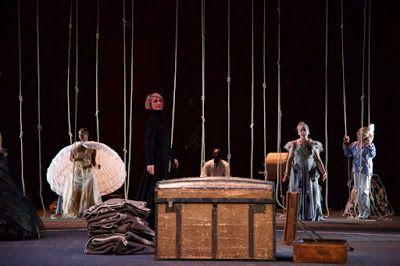 """Teatro in Rotonda: """"San Vittore Globe Theatre Atto II: Le Tempeste"""""""