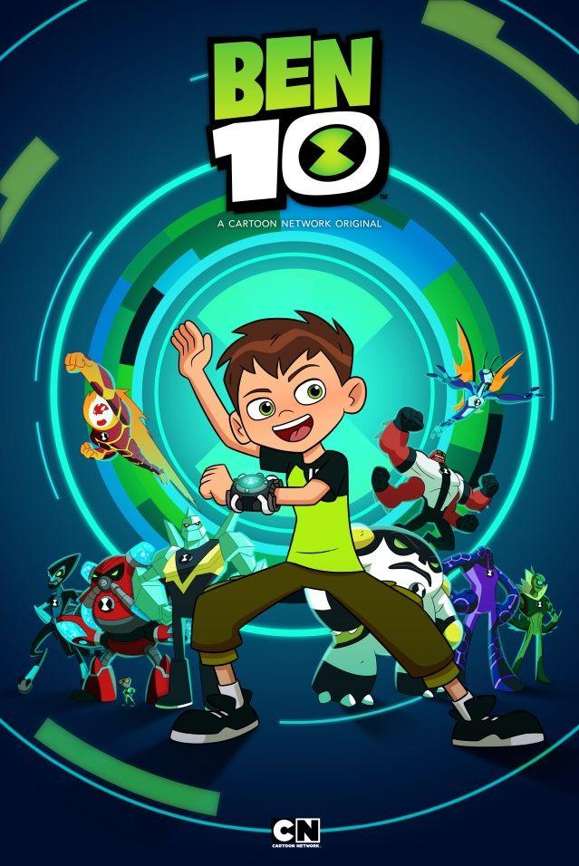 Novo Ben 10 faz sua estreia global no Cartoon Network