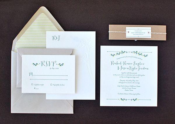 Top 25 best Wedding invitation trends ideas on Pinterest Modern