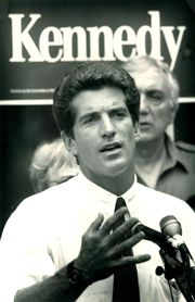 Two Parallel Selves of John Kennedy, Jr.