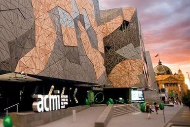 Australian Centre For Moving Image (ACMI) Federation Square, Flinders St, Melbourne VIC 3000 https://www.acmi.net.au/ Australian Centre For Moving Image (ACMI)
