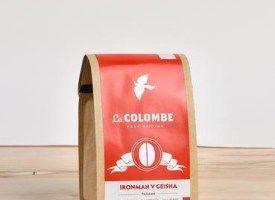 La Colombe Ironman Versus Geisha Whole Bean Light Roast Coffee 8oz