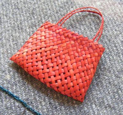 Kura Gallery Maori Art Design Weaving Anna Gedson