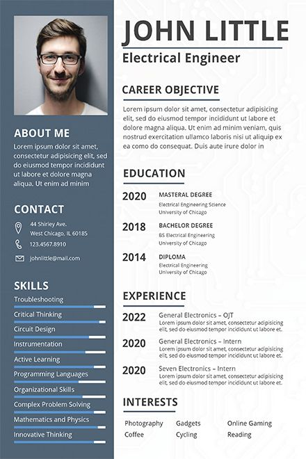 Free Resume For Software Engineer Fresher Free Resume Templates