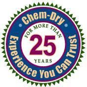 Chem Dry Elite carpet cleaning.
