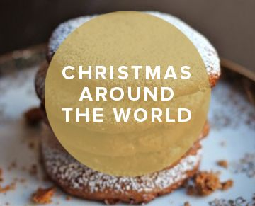 30 Days Of Holiday Party Ideas Featuring Christmas Around The World Invitations Aroundtheworld