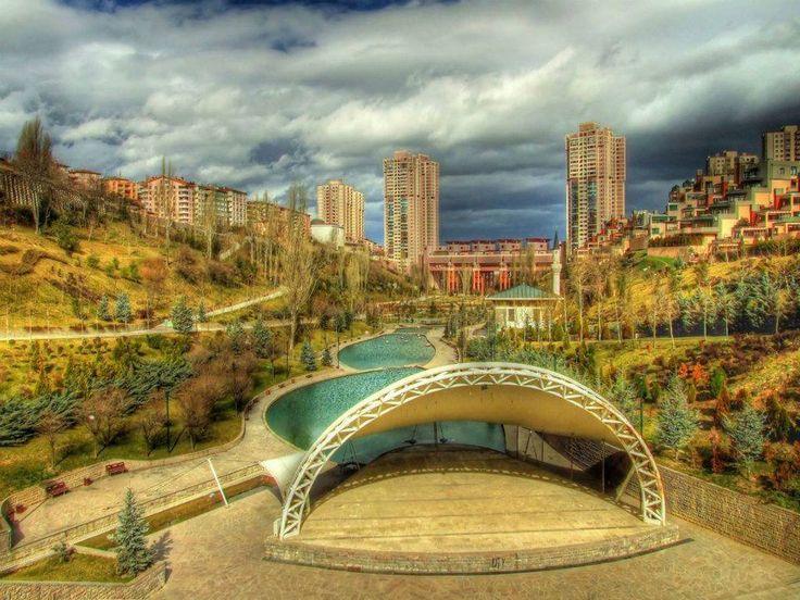 Valley In The City Ankara Turkey Beautiful Places Around The World Pinterest Cities
