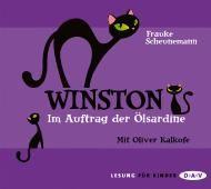 """Samys Lesestübchen: """" Winston Teil 4 - Im Auftrag der Ölsardine """" von ..."""