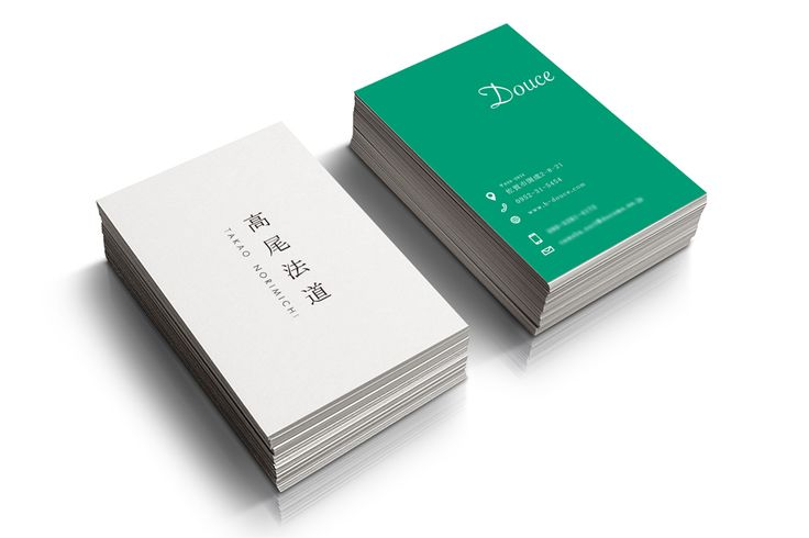 Business Card #名刺