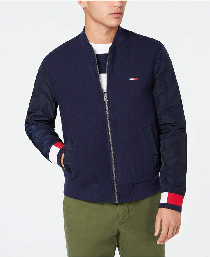 Tommy Hilfiger Softshell Hooded Jacket Chaqueta para Hombre