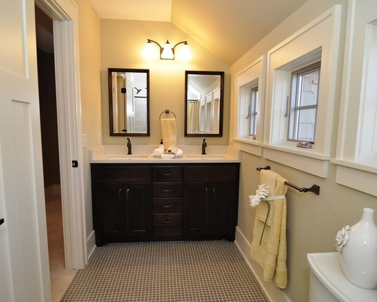 Placement Of Towel Bars In Bathrooms. Towel Bar Placement And Windows