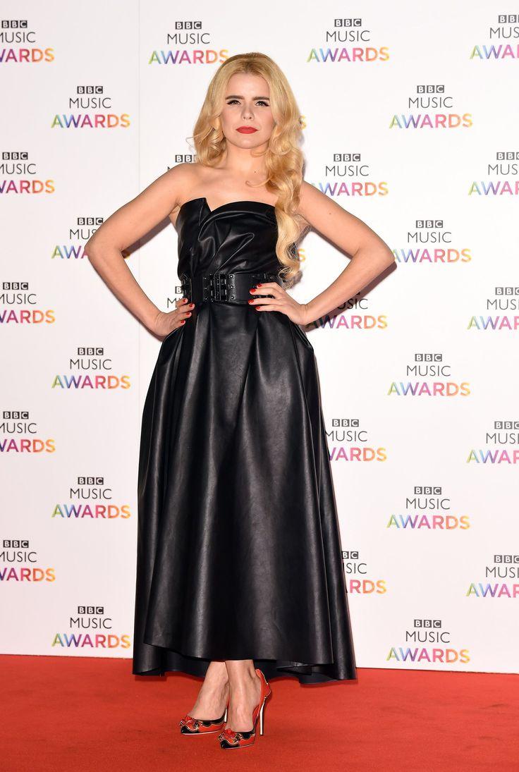 Paloma Faith - At the 2014 BBC Music Awards