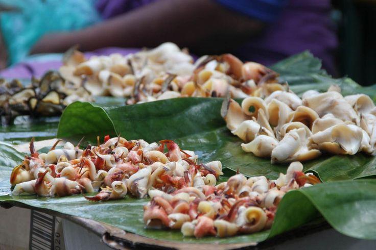 Suva Seafood Delights!