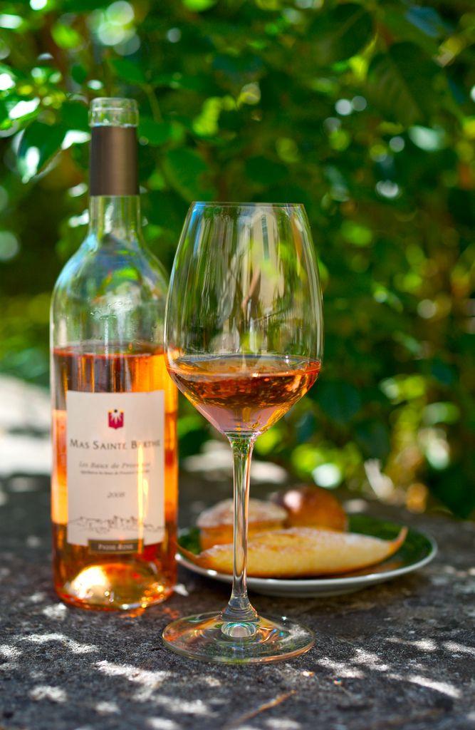 rosé wine {provence}