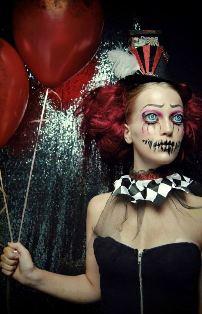 31 best Halloween Make-up Ideas And Tips From The Experts images ...