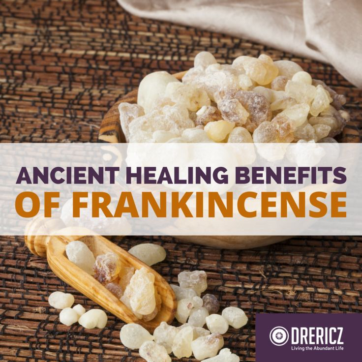 The ancient benefits of frankincense essential oil are well documented and have made this tree resin famous for its healing power.