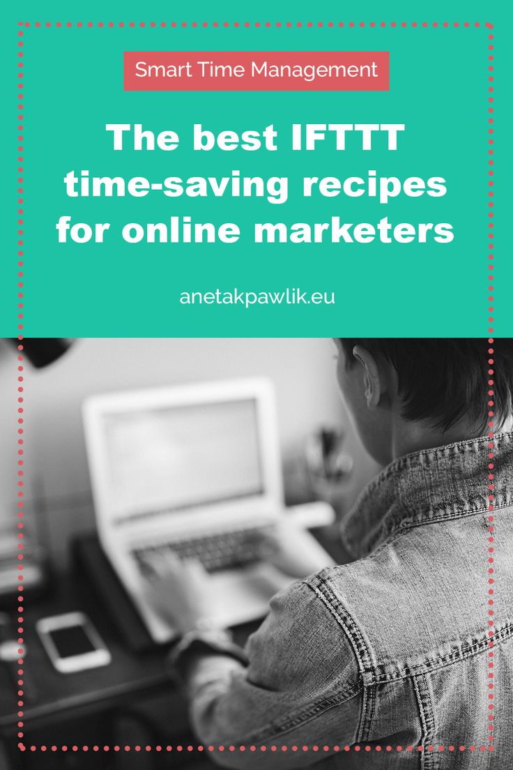 Over 40 time-saving recipes for online marketers.