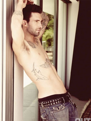 Afternoon eye candy: Adam Levine (35photos) - adam-levine-0