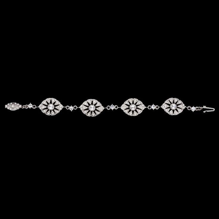 Stephanie Browne Charleston Bridal Bracelet