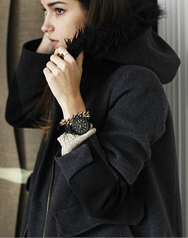 Como Black | Watch brand inspired by Italy: http://filippoloreti.com/