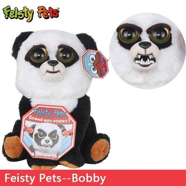 Original Feisty Pets Stuffed Animals 6 Toys Pets Cool Toys