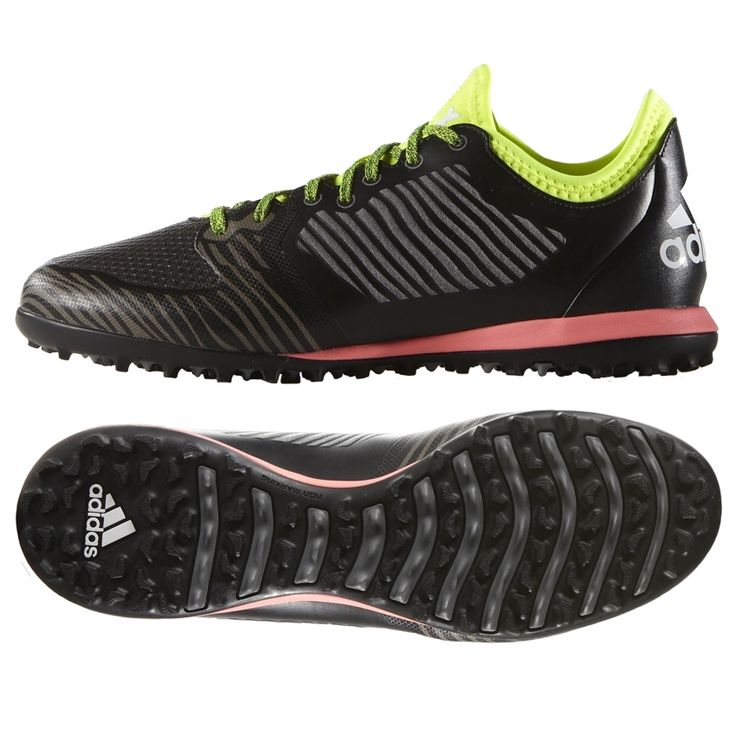 The Adidas X15.1 turf shoes are designed to create chaos on the field. Using a lightweight upper with an aggressive tread pattern, don't back down from any challenge. Order your adidas turf soccer shoes today at SoccerCorner.com  http://www.soccercorner.com/Adidas-X-15-1-CG-Turf-Soccer-Shoe-p/st-adb27125.htm