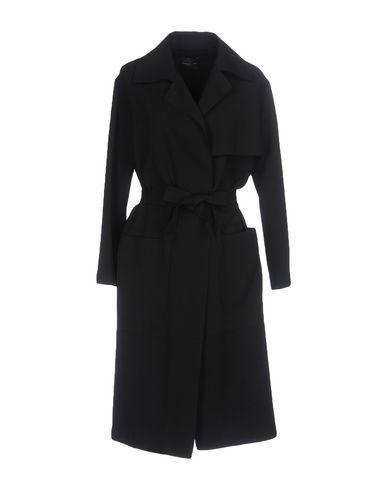 ATOS LOMBARDINI Women's Overcoat Black 10 US