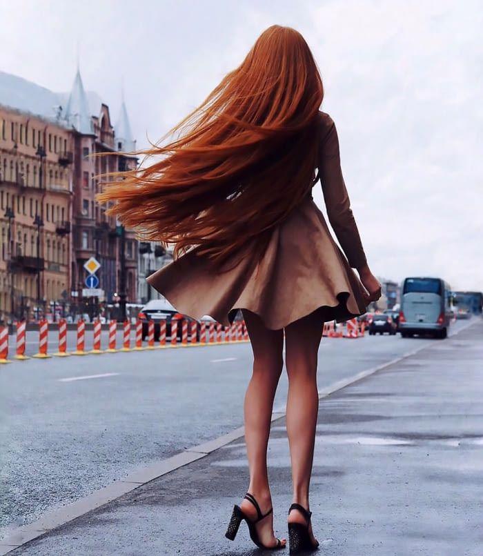 Derfrisuren.top Russische Frau, die von Alopezie litt, hat jetzt schöne lange Haare Von schone russische litt lange jetzt hat haare Frau Die Alopezie