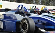 Reynard Single-Seater Race Car Experience