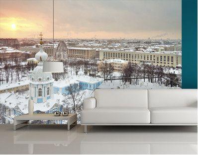 Winter in St.Petersburg