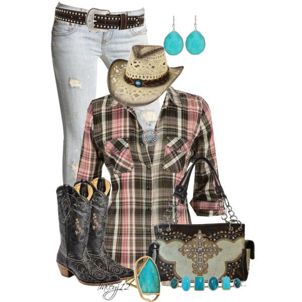 1000 images about western wear on pinterest women 39 s for Country girl flannel shirts