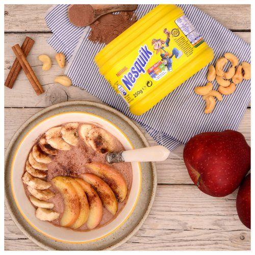 Σοκολατένιο smoothie με καραμελωμένα μήλα — Paxxi