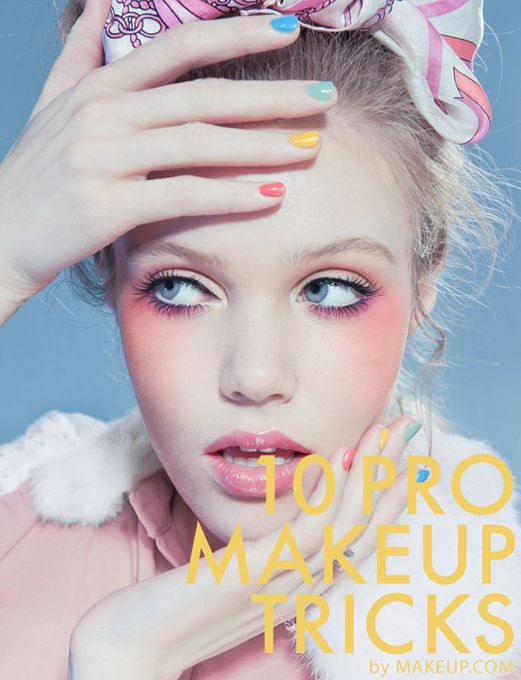 10 Professional Makeup Tips You Need to Know