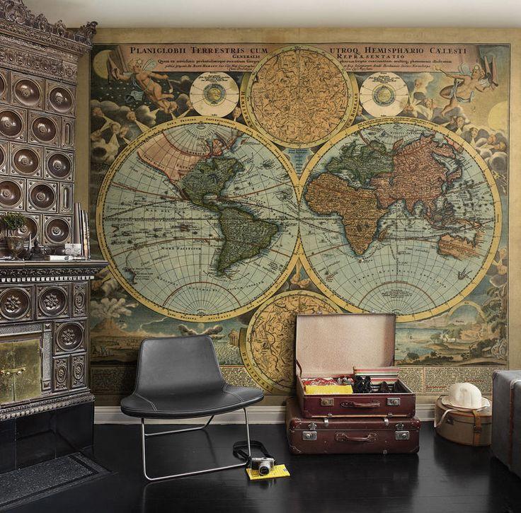 Map Wallpaper the 25+ best world map wallpaper ideas on pinterest | map