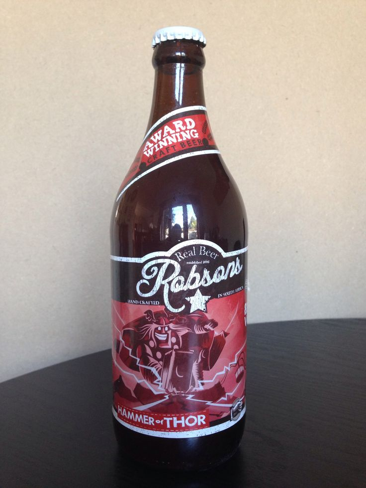 Hammer Of Thor - Robsons Brewery - 8.3% OPA