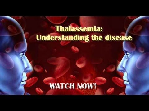 ▶ Thalassemia: Understanding the disease - YouTube